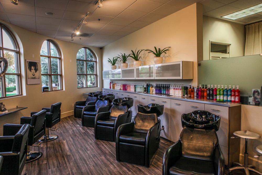 Hair Salon Google Business View